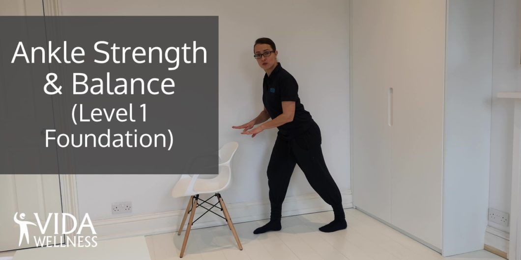 Ankle Strength and Balance level 1 video image