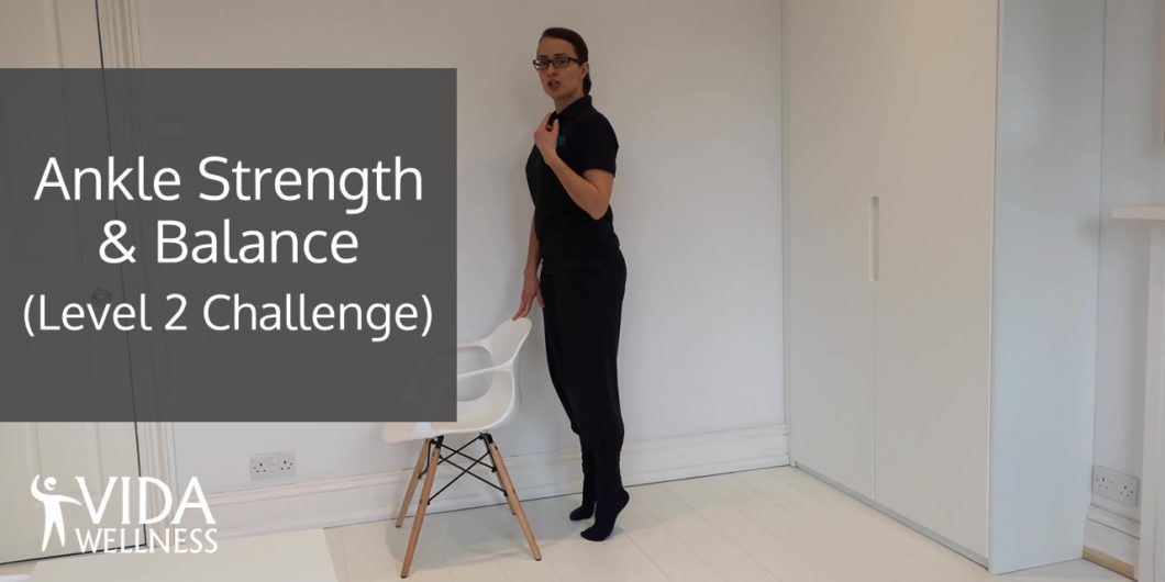 Image Ankle Strength & Balance level 2 video